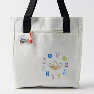 NWT Adidas Originals Love Unites Tote Bag